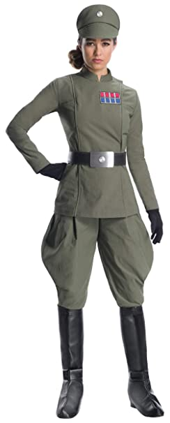 Charades Costumes - Womens Star Wars Imperial Officer Costume