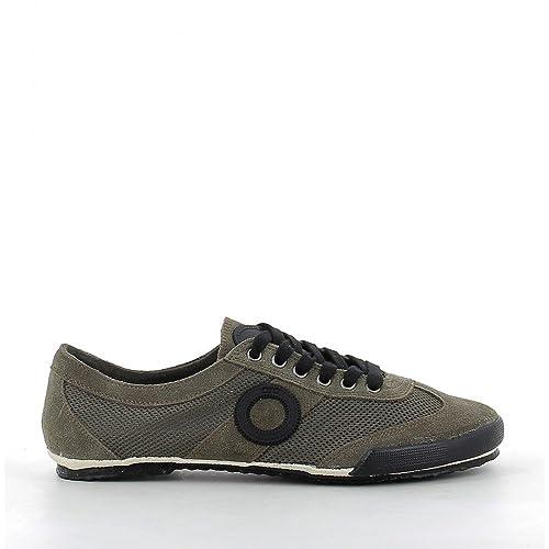 Aro Joaneta - Zapatillas Bajas Hombre Gris Talla 43: Amazon.es: Zapatos y complementos