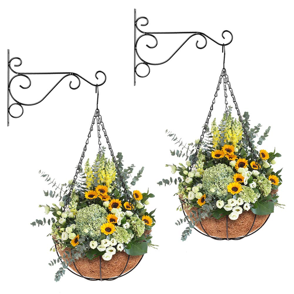 Ceramic Hanging Planter Pot, Bag Style Flower Pots Hanging Plant Holder Wall Planter Vase for Indoor Outdoor Herbs Ivy Crawling Plants and Home Wall Decor – Plant NOT Included