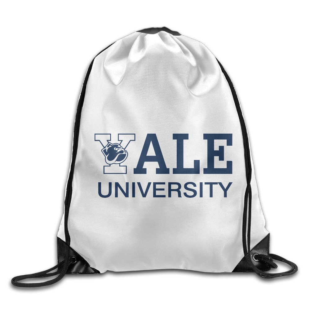 WWE Never give upジョンシナスポーツバックパックDrawstring印刷バッグ B01M3SYHQ7 Yale University Handsome Dan One Size