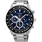 Seiko Analog Blue Dial Men's Watch - SSC585P1