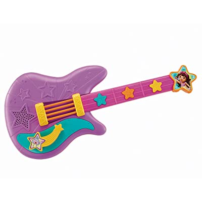 Fisher-Price Dora Singing Star Guitar: Toys & Games
