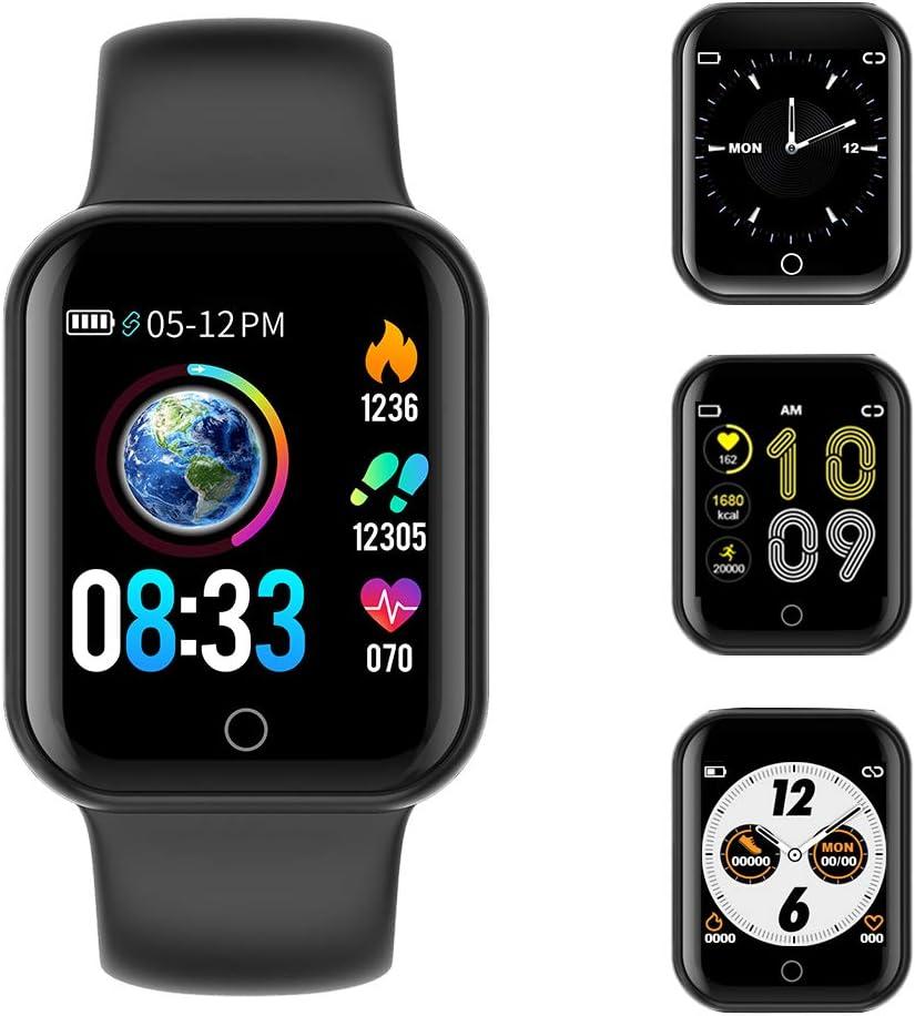 Smartwatch Vicsainteck con pulsómetro (3 colores) por sólo 28€ (precio al tramitar pedido)