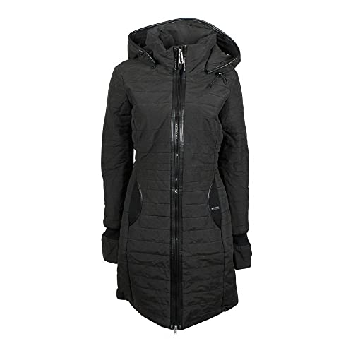 Khujo Daily chaqueta negra