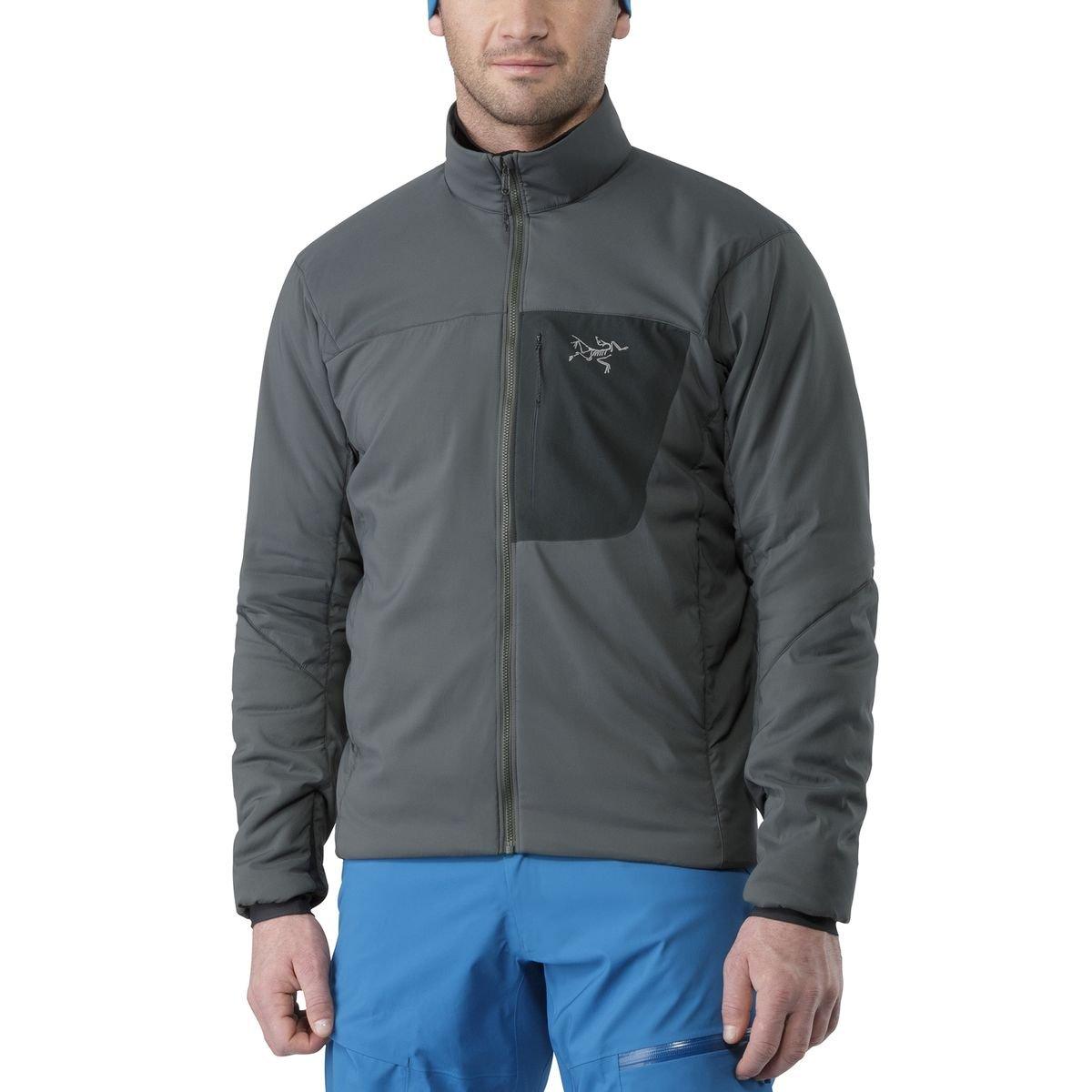 ARCTERYX(アークテリクス) プロトンLTジャケット男性用 18355 B0163TM59K X-Large|Nautic Grey Nautic Grey X-Large