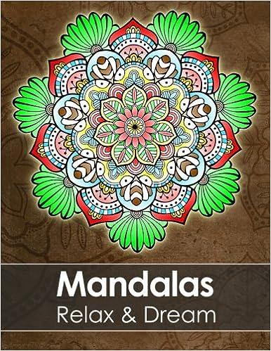Amazon Mandala Colouring Book For Adults