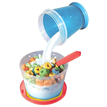 Review EZ-Freeze Cereal on the