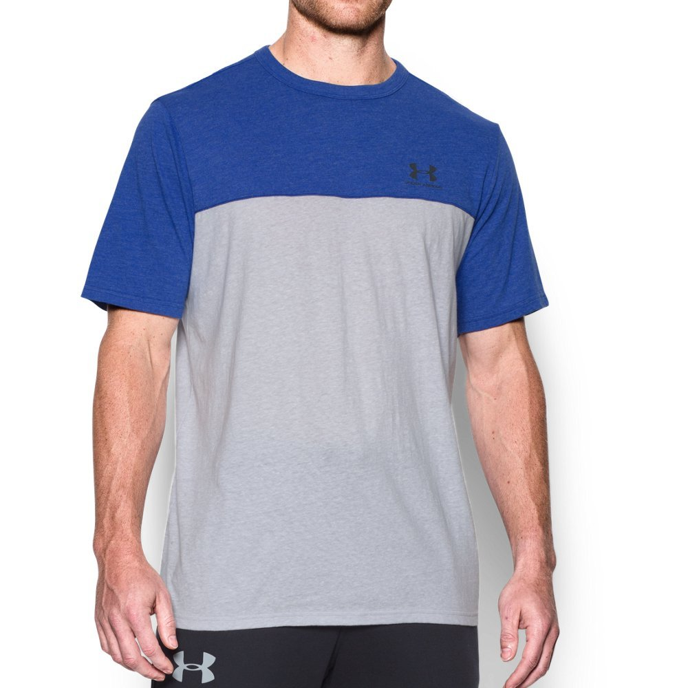 Under Armour Herren UA Tri Blend Sportstyle T-Shirt