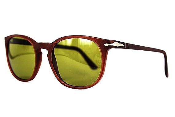 Persol PO3007 Polarisiert Sonnenbrille 50 mm, 902234  Amazon.de ... 7d3eee23b7