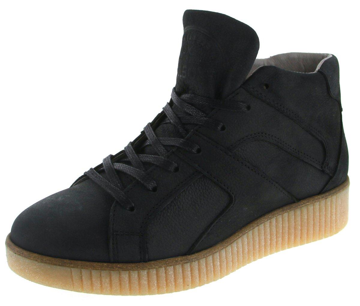 BULLBOXER 932500e5l - Zapatos de cordones para mujer 42|blck
