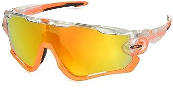 7b1fb85c94d Amazon.com  Oakley Men s Jawbreaker Crystal Pop Sunglasses