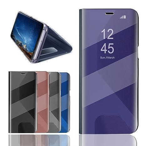 cover samsung galaxy s8 custodia luxury mirror