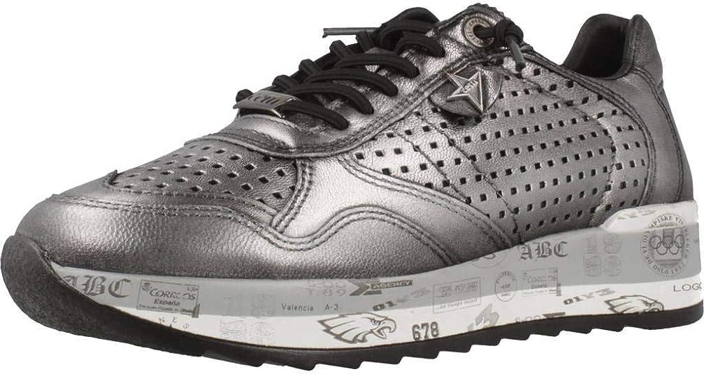 Calzado Deportivo para Mujer, Color Plateado, Marca CETTI, Modelo Calzado Deportivo para Mujer CETTI C848 INV19 Plateado: Amazon.es: Zapatos y complementos
