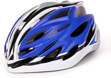 RenshenX Bike Cycling Helmet,Casco Bicicleta al Aire Libre, Casco ...