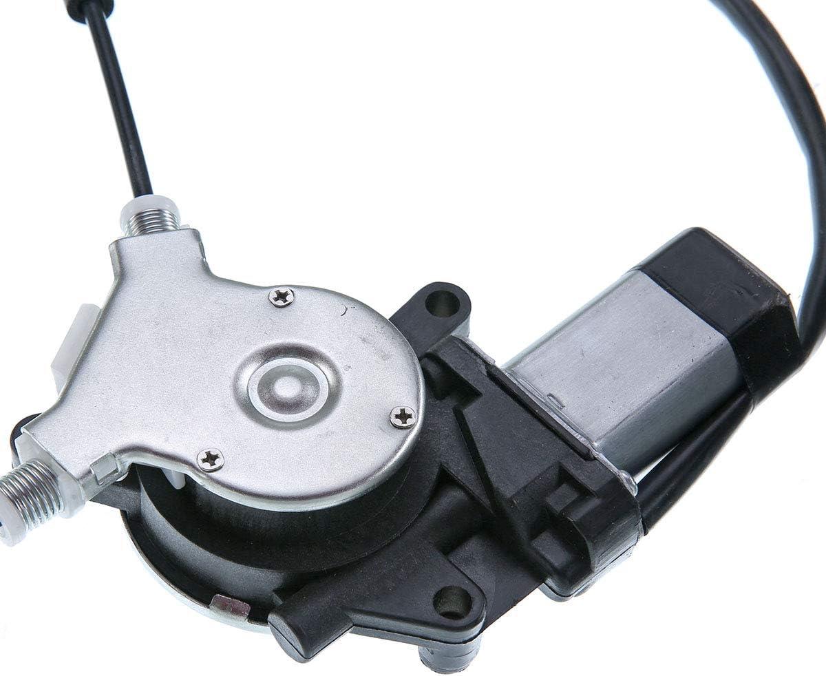 Front Right Passenger Side Power Window Regulator with Motor for 2003-2010 Honda Element