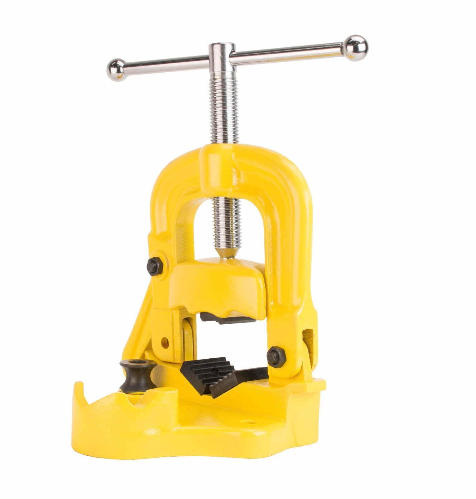 Steel Dragon Tools 40100 1/8''- 4'' Bench Yoke Pipe Vise fits RIDGID Model 25