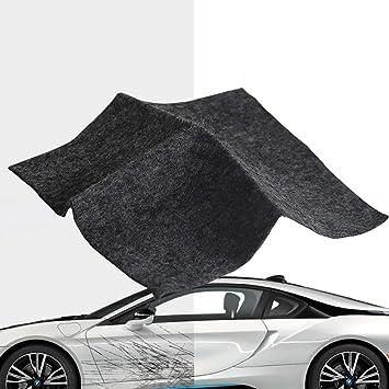 Multi Purpose Nano Magic Automotive Paint Scratch Repair Polishing Cloth Car Cleaning Care Maintenance Accessories Car Scratch Remover Cloth