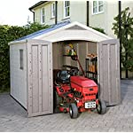 keter factor 8x11 shed reviews