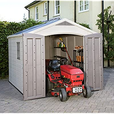 Keter Factor 8×11 Shed Reviews