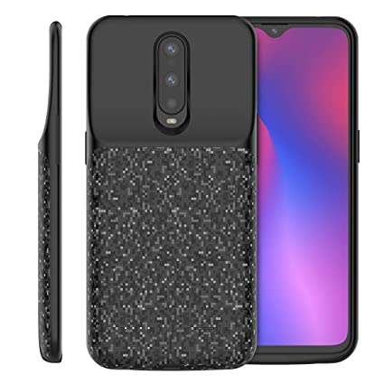 factory authentic 8ee4d a3164 Amazon.com: AICEDA Oppo R17 Pro Battery Case, Oppo R17 Pro Portable ...