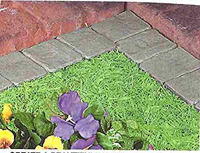9 Pc Lawn Edging and Border Set - Stone Look