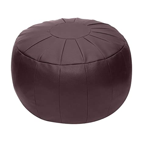 Quality Brand New Pouffe Art Excellent Quality Footstool Seat Foot Rest Handmade Excellent In