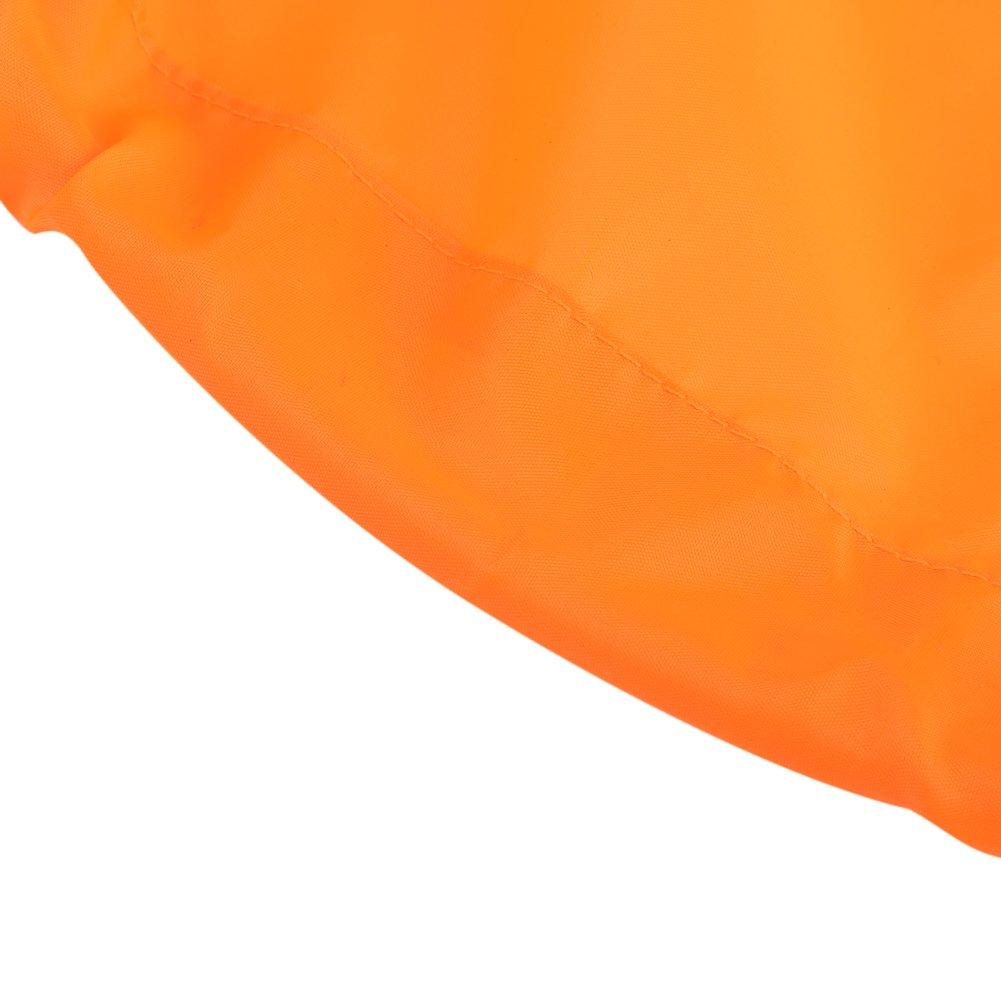 150cm Manga de Viento Rip-stop manga de viento Bolsa Calcet/ín de Medici/ón del Viento de Arcoiris con Cintur/ón Reflectante Viento Bolsa de Medici/ón