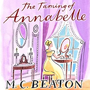 The Taming of Annabelle Audiobook