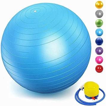 FGGTMO Pelota de ejercicio, Yoga Pilates mini bola pequeña bola ...