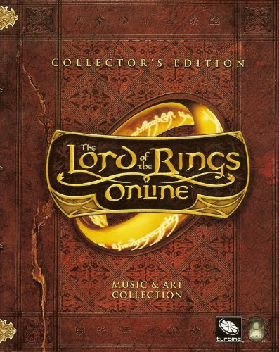 Lord of the Rings Online Music & Art Collection