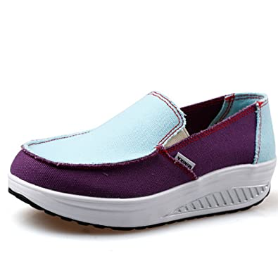 Damen Sneaker, Rot - rot - Größe: 35,5 EU (Asien 36) Hattie