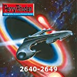 Perry Rhodan: Sammelband 25 (Perry Rhodan 2640-2649) | Christian Montillon,Michael Marcus Thurner,Verena Themsen,Wim Vandemaan,Leo Lukas