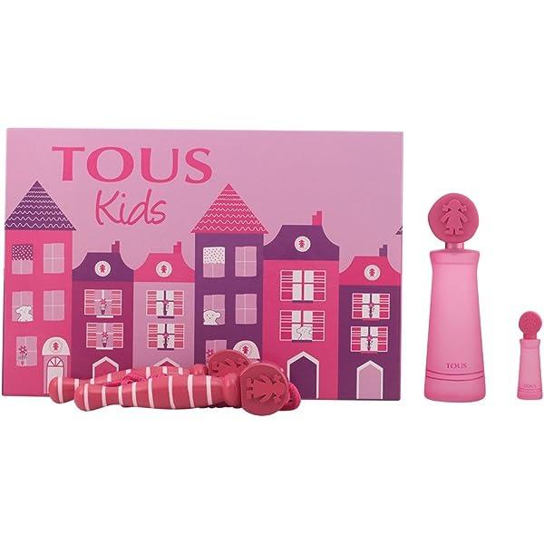 Tous Tous Kids Girl Lote 3 Pz: Amazon.es: Belleza
