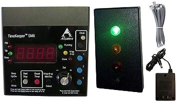 Prasentation Timer Timekeepertm Mit Programmierbare Presets Und Red