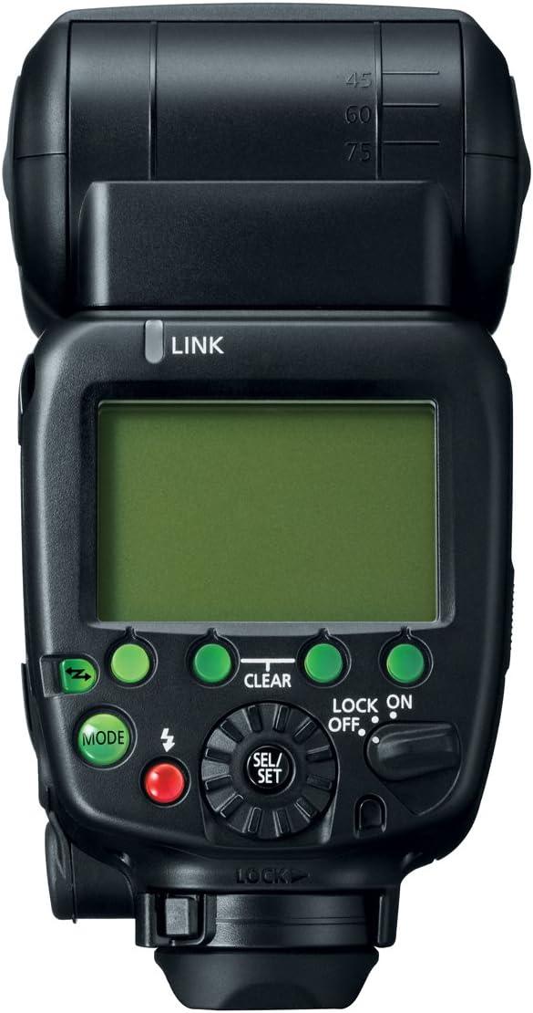 Canon 600EX-RT  Speedlite Flash Black