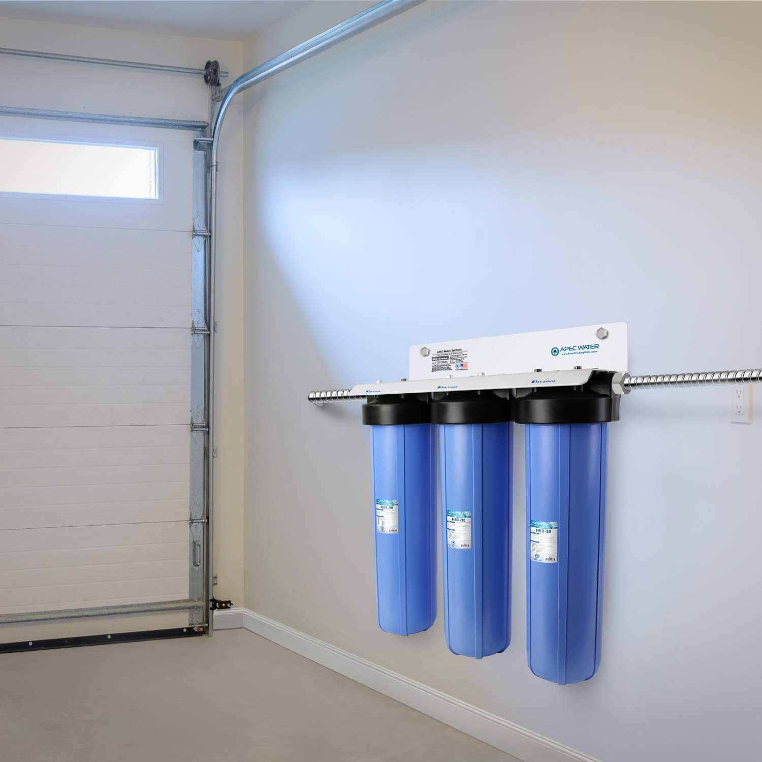 APEC 3-Stage Whole House Water Filter