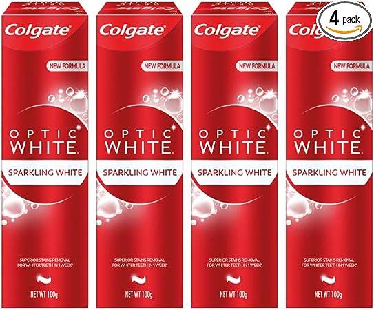 ホワイトニング コルゲート コルゲートオプティックホワイトで歯のホワイトニング!使い方と効果をレビュー