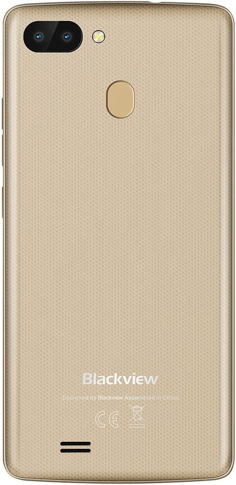 Blackview A20 Pro - Smartphone de 5,5 Pulgadas, Color Dorado ...