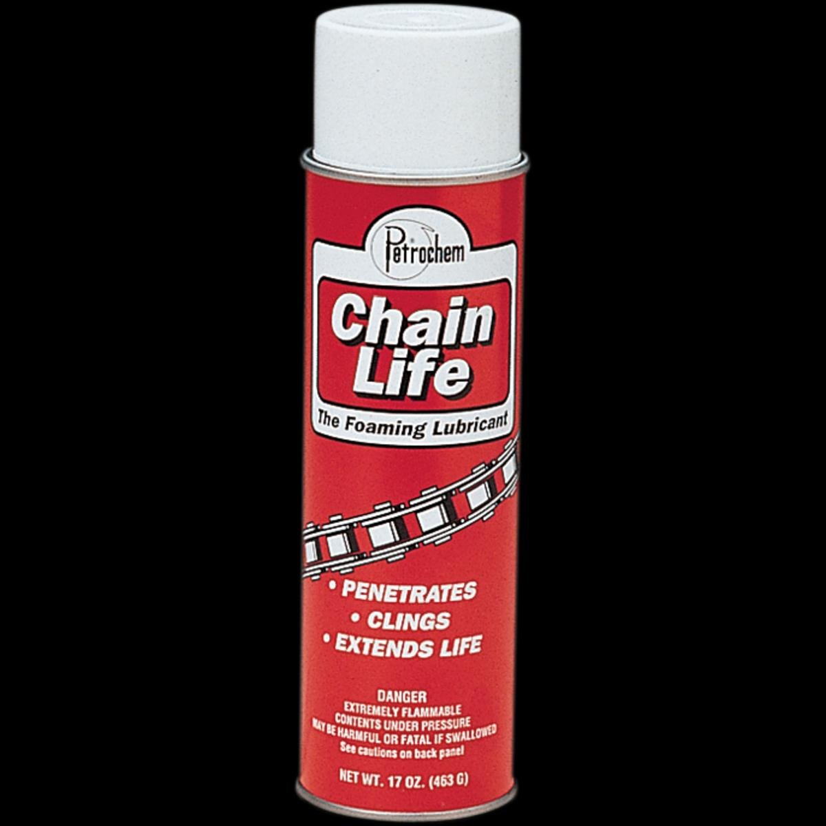 Protect All 35017CN Chain Life Foaming Lubricant with 17 oz. Aerosol Can