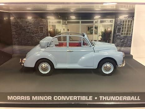 James Bond Morris Minor Convertible 007 1 43 Dy128 Spielzeug
