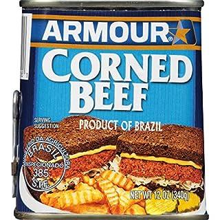 Armour Star Corned Beef, 12 oz.