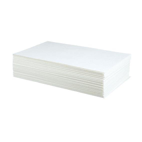 Amazon.com: Freidora Filtro de papel, hoja de filtro, 16.50 ...