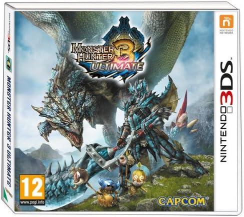 Monster Hunter 3: Ultimate: Amazon.es: Videojuegos