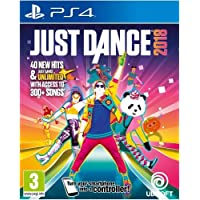 Just Dance 2018 by Ubisoft for PlayStation 4