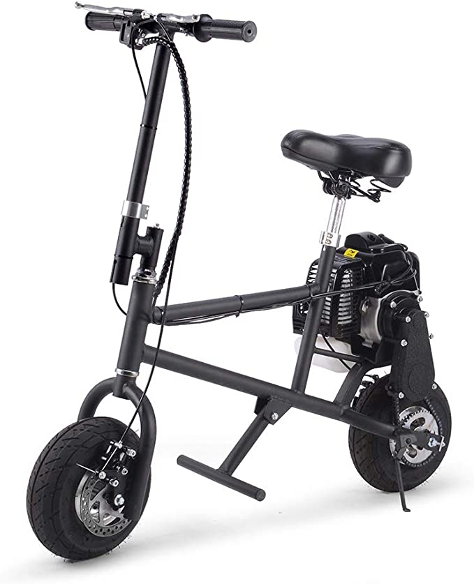4 Pairs Brake Pads Mini 2-Stroke Scooter 43cc 47cc 49cc Bicycle bike Iron Useful