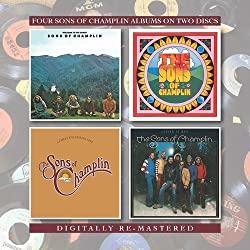 Sons Of Champlin - Welcome To The Dance/The Sons Of Champlin/A Circle Filled With Love/Loving Is Why