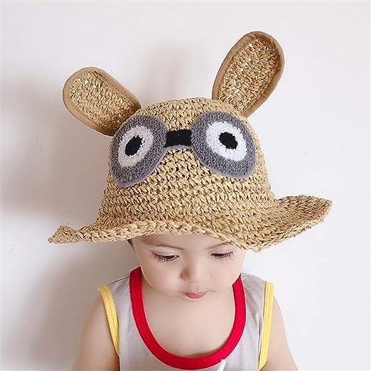 zhuzhuwen Sombrero de niños Sombrero de Verano para niños Sombrero ...