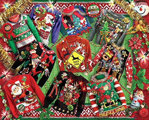 Ugly Sweaters Jigsaw Puzzle
