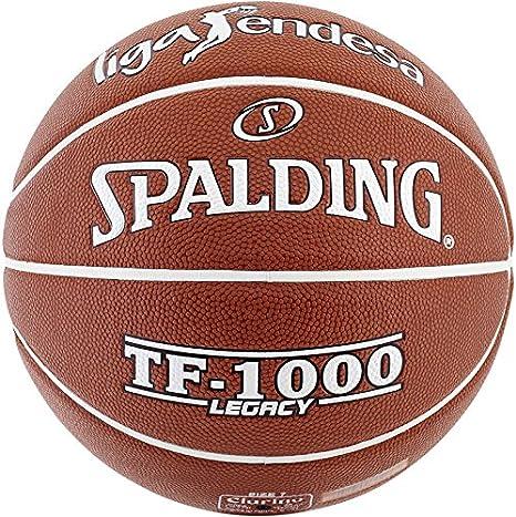 Spalding ACB Tf1000 Legacy Sz.7 74-563Z Balón de Baloncesto ...