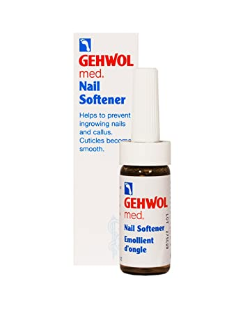 GEHWOL Med Manicure Treatment - YouTube